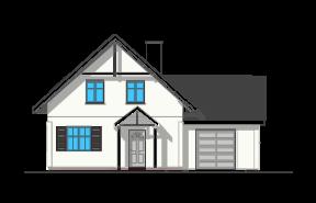Pierwszy dom 3 wariant D