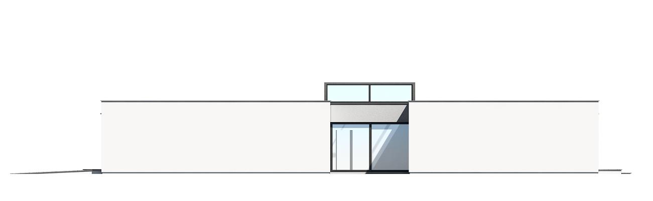 Willa atrium - elewacje