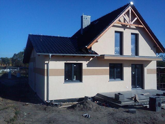 Realizacja domu Alicja