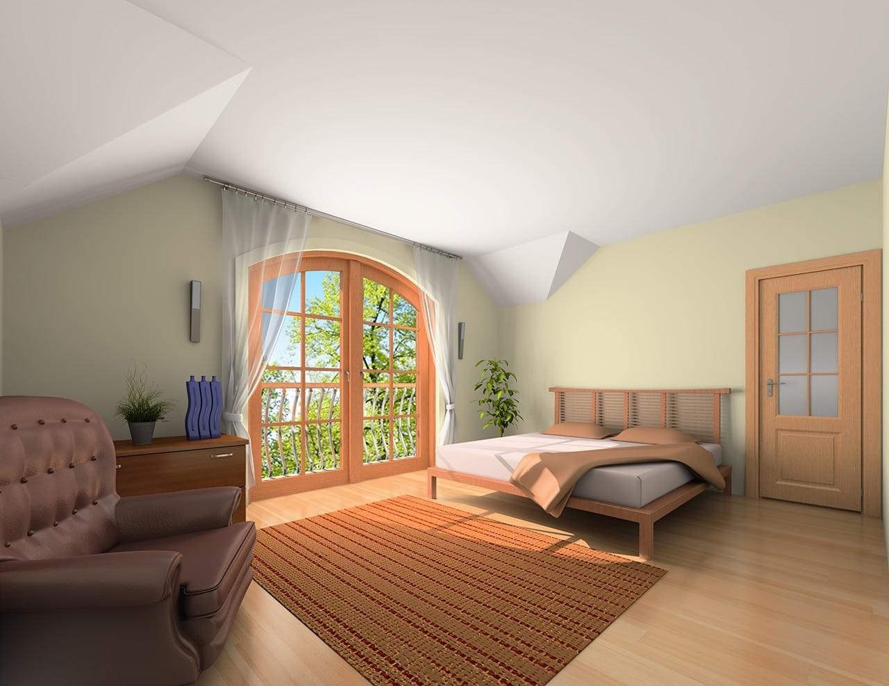 Wnętrze domu Benedykt 5