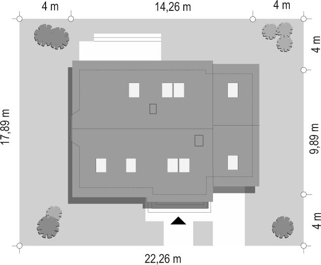Bryza 6 (MDM) - sytuacja odbicie lustrzane