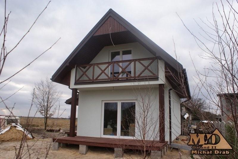 Realizacja domu Chatka 2