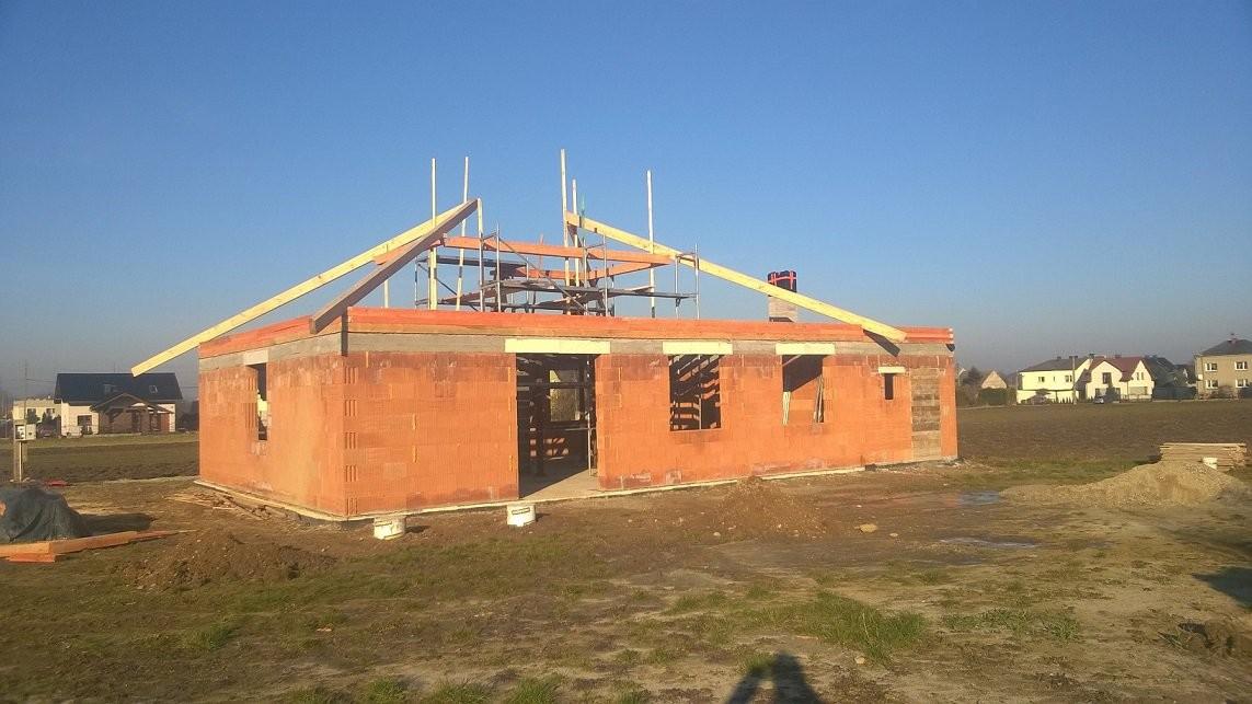 Realizacja domu Cztery kąty 2