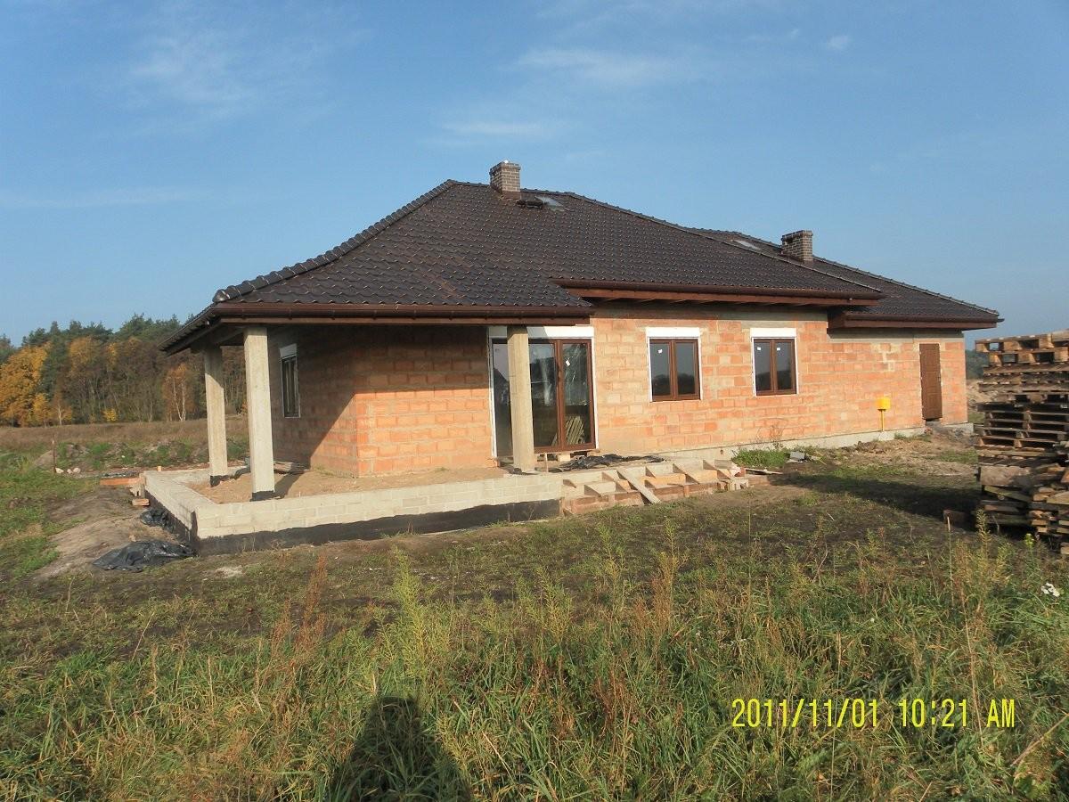 Realizacja domu Cztery kąty 3