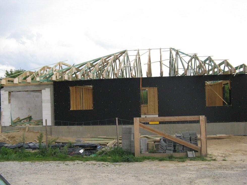 Realizacja domu Cztery kąty