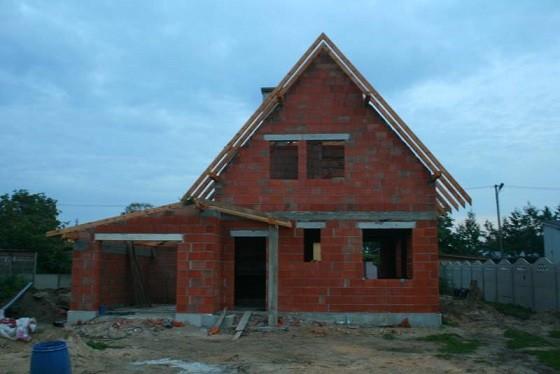 Realizacja domu D03 z Garażem