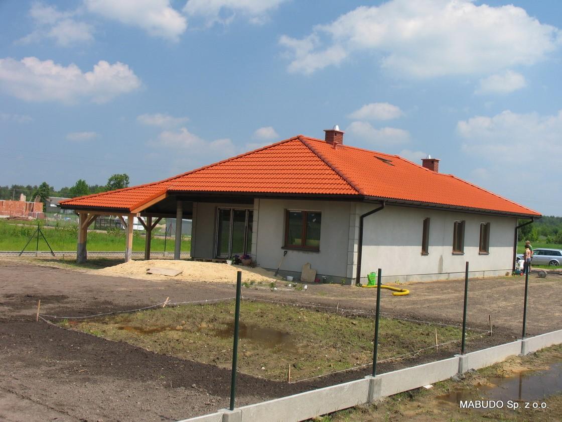Realizacja domu D05