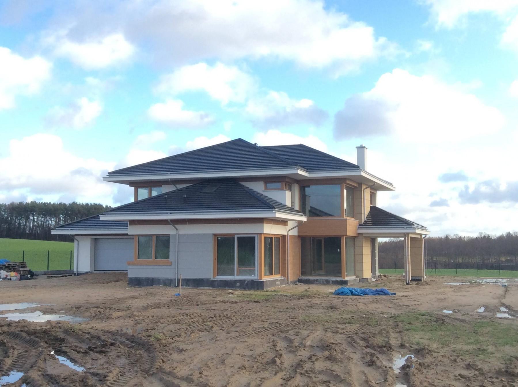 Realizacja domu Dom z widokiem 2