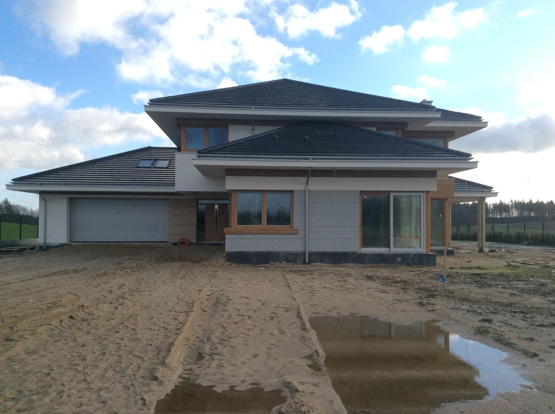 Realizacja domu Dom z widokiem