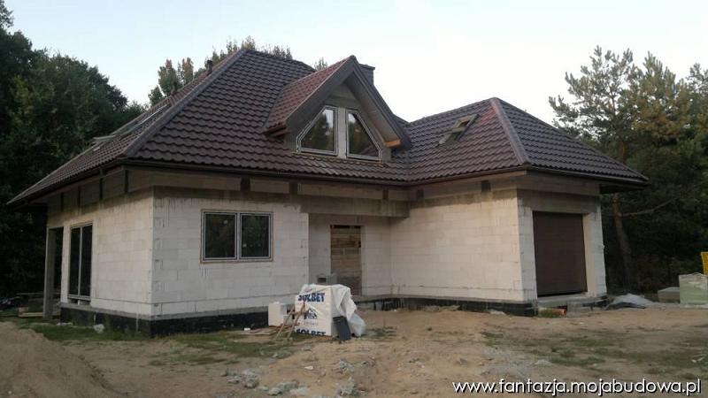 Realizacja domu Fantazja