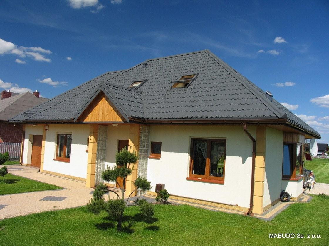 Realizacja domu Gargamel