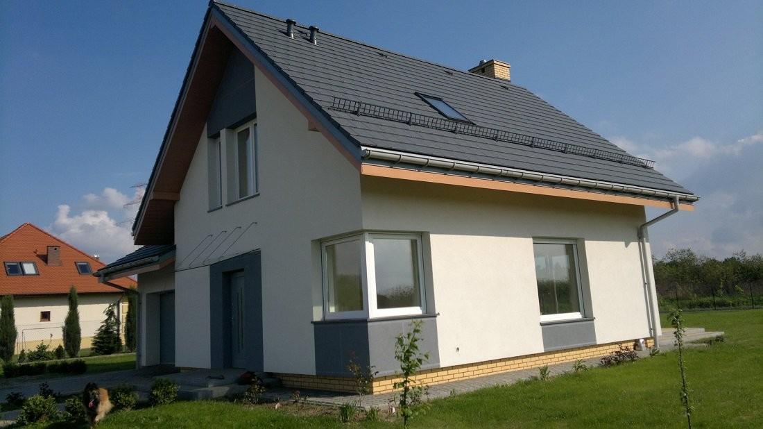 Realizacja domu Gucio