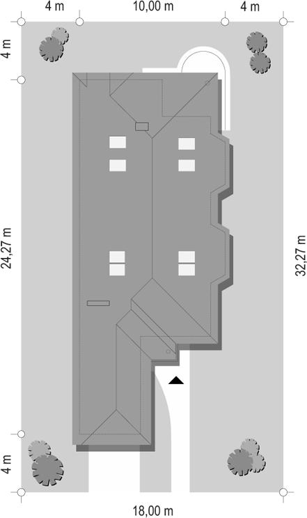 Jamnik 3 - sytuacja