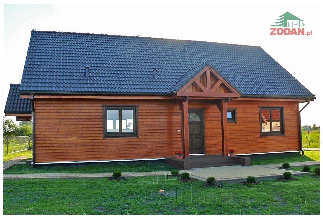 Realizacja domu Jaskółka