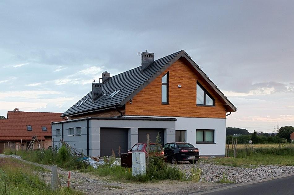 Realizacja domu Jurajski