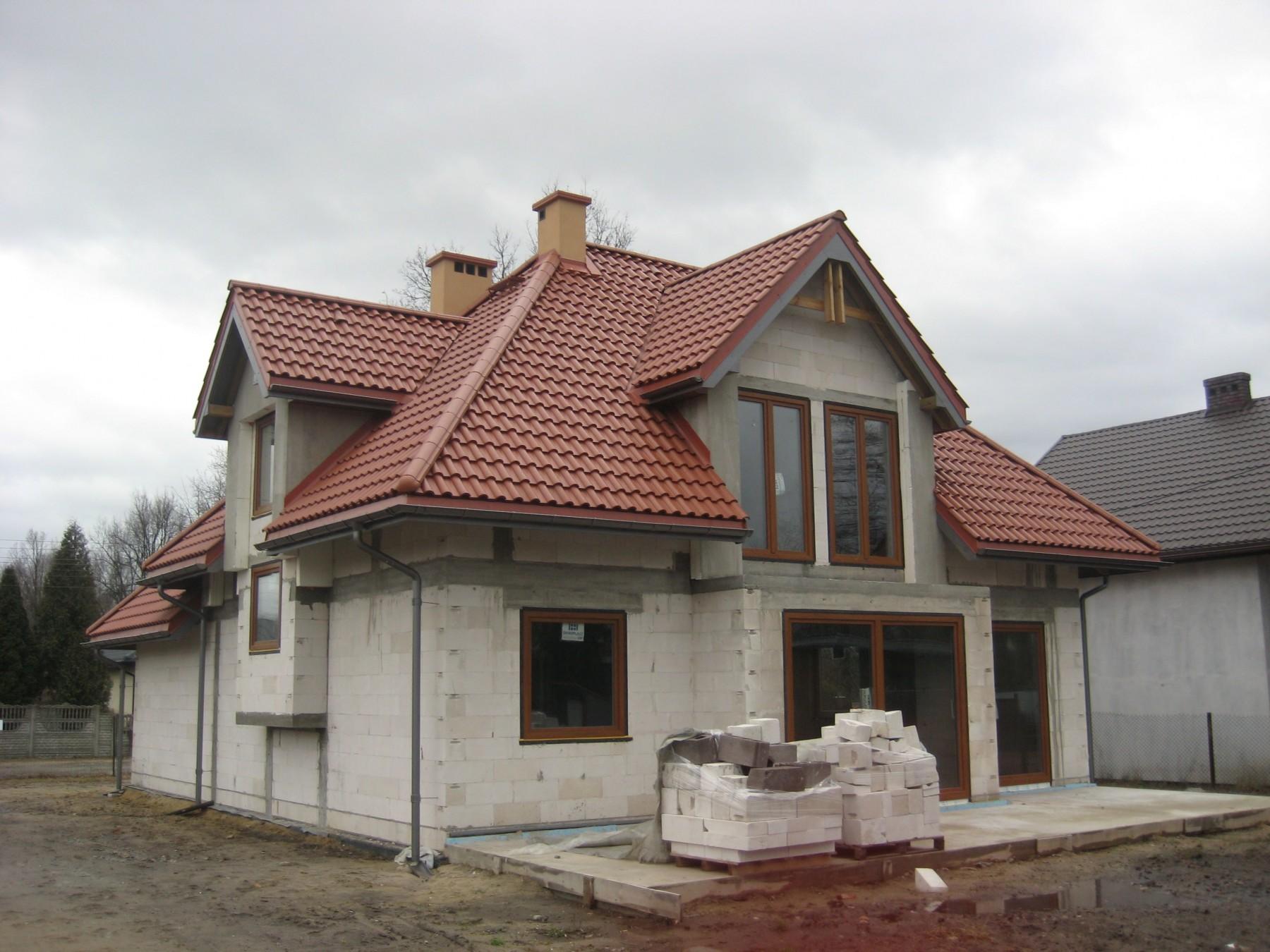 Realizacja domu Klasyczny
