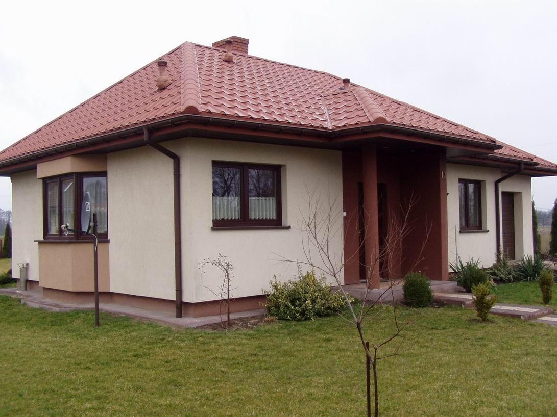 Realizacja domu Klejnot z garażem