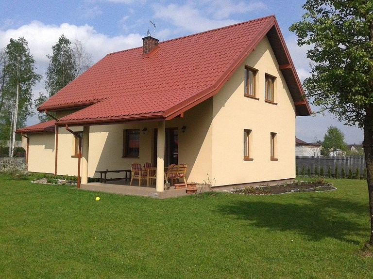 Realizacja domu Leśny Zakątek 2