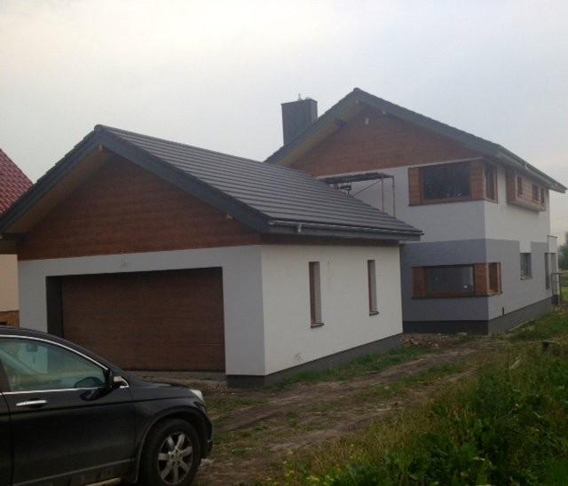 Realizacja domu Lugano