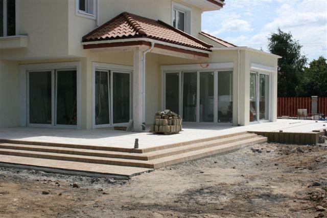 Realizacja domu Malibu