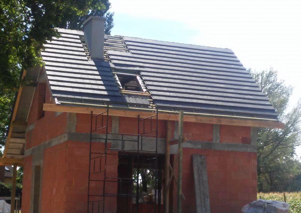 Realizacja domu Mikrus