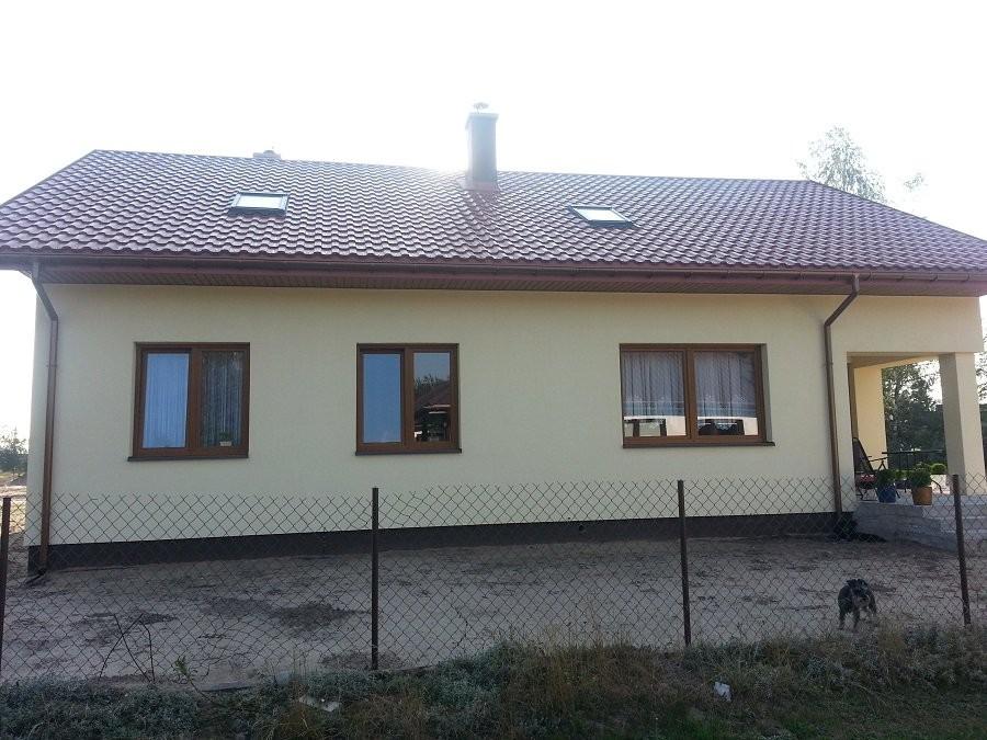 Realizacja domu Nektarynka