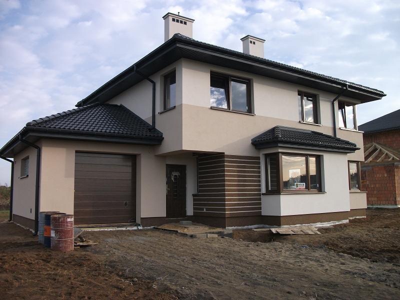 Realizacja domu Nieduży