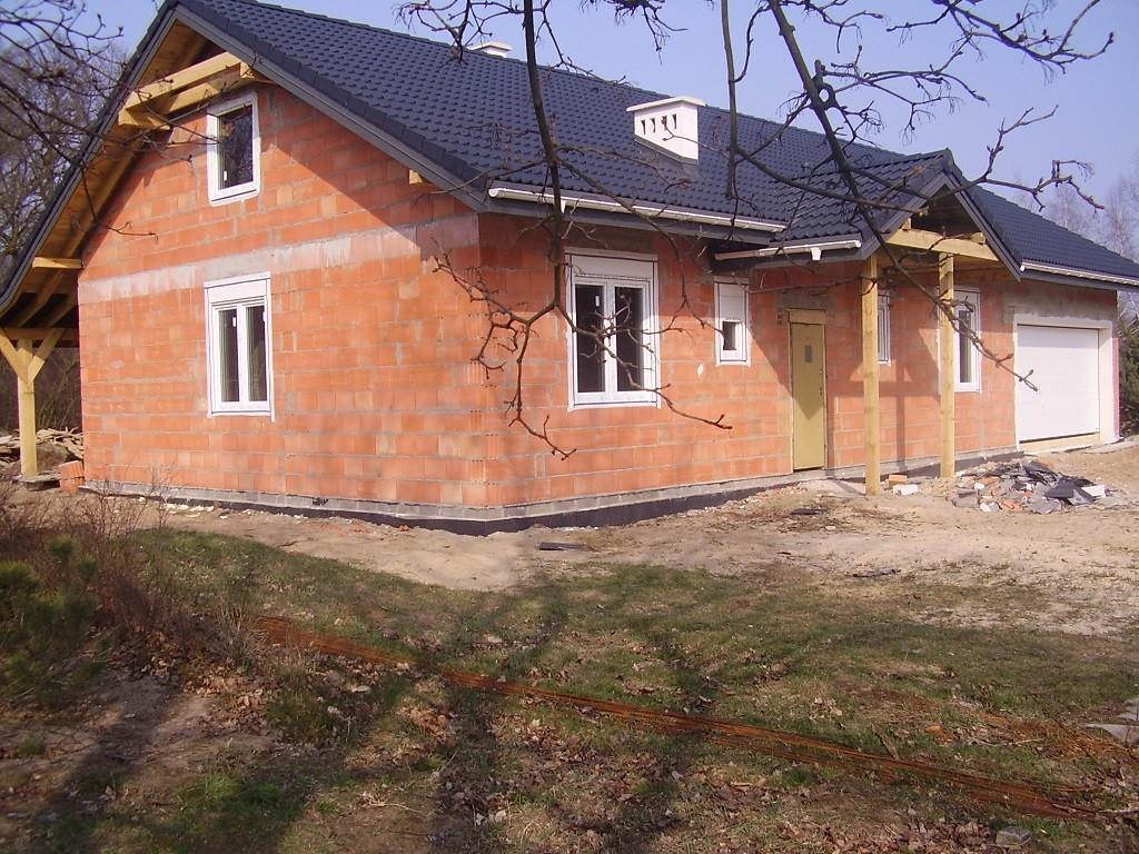 Realizacja domu Niezapominajka z garażem 2