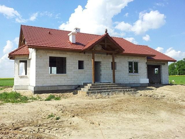 Realizacja domu Niezapominajka z garażem