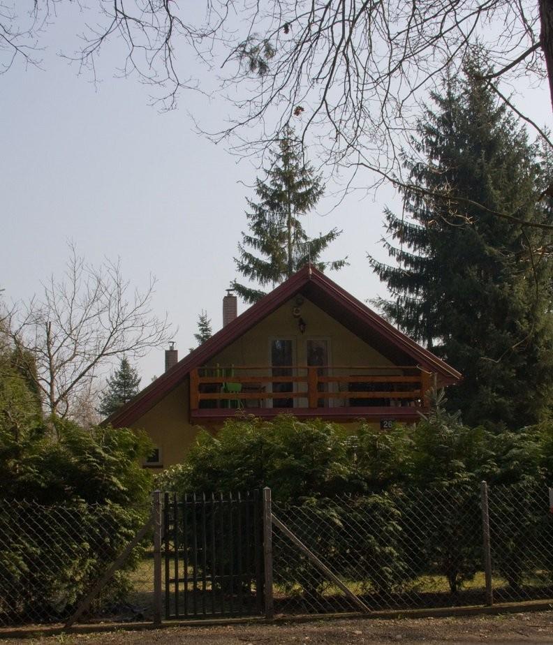 Realizacja domu Okruszek