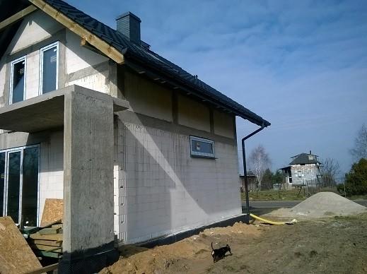 Realizacja domu Oleńka