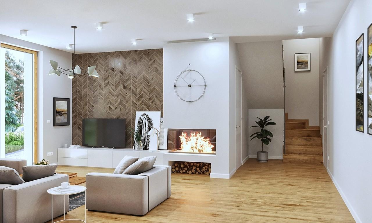 Wnętrze domu Optymalny 2