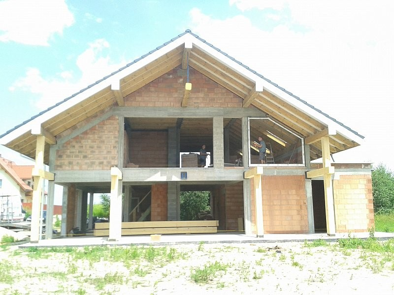 Realizacja domu Otwarty 2
