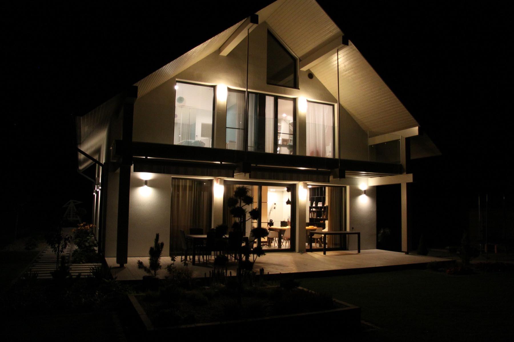 Realizacja domu Otwarty 4