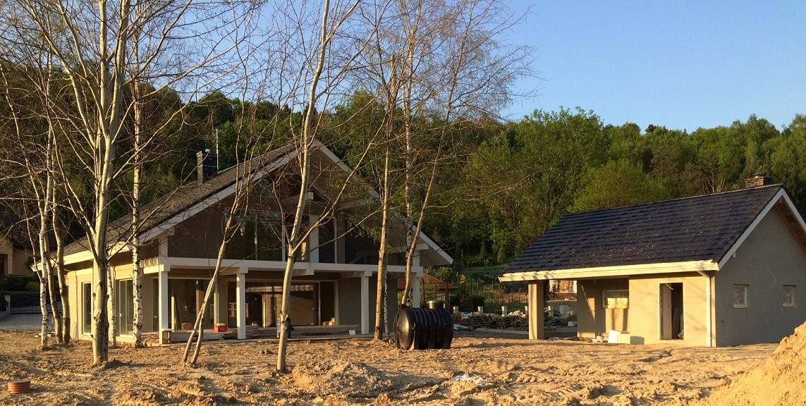 Realizacja domu Otwarty