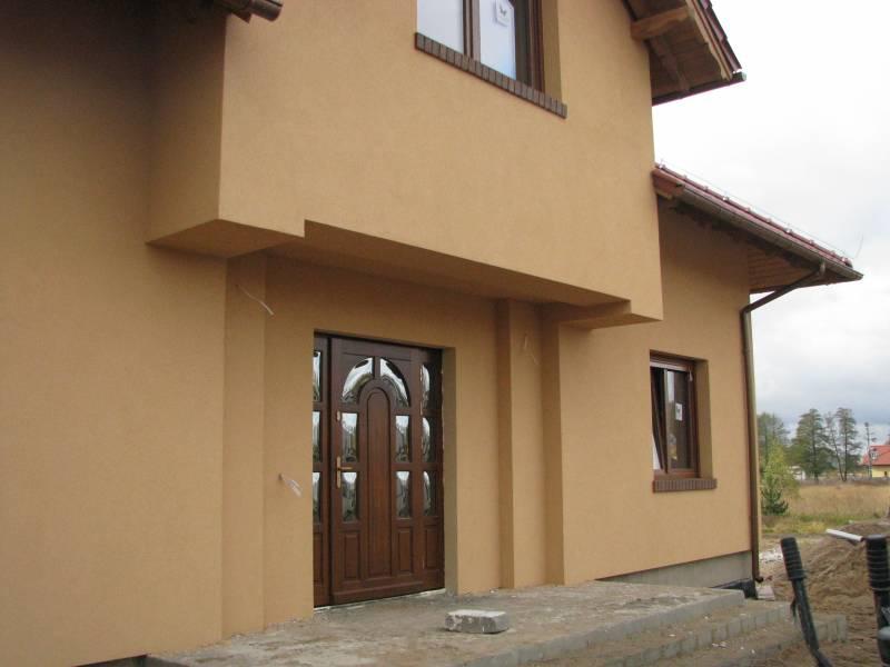 Realizacja domu Pod Dębem
