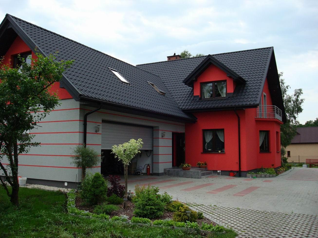 Realizacja domu Przestronny