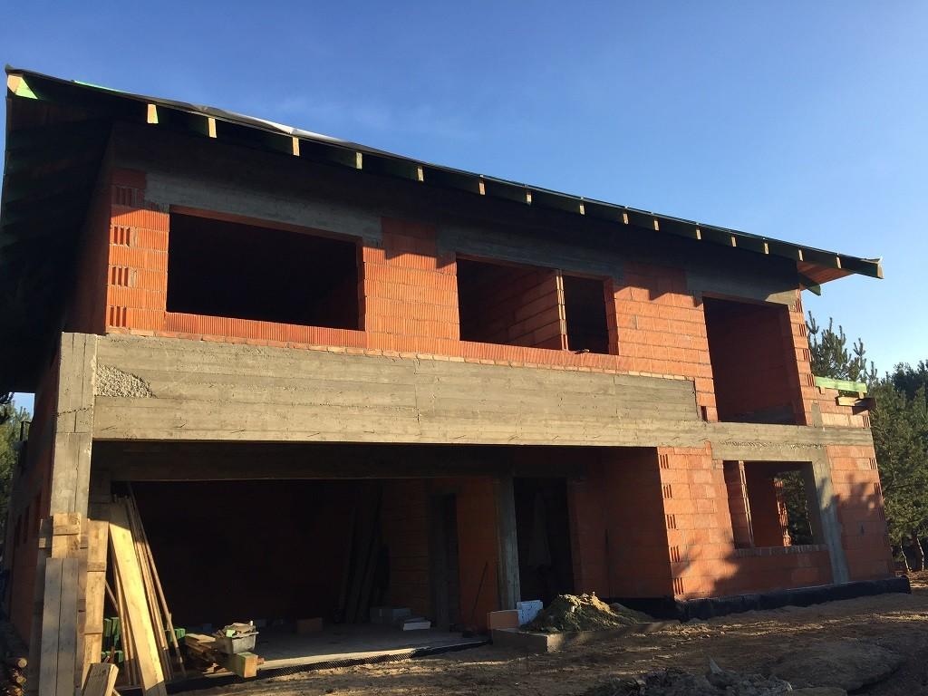 Realizacja domu Rezydencja Leśna