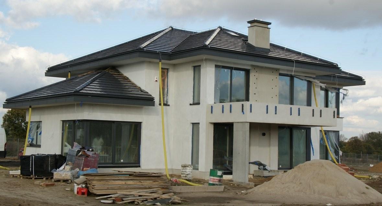 Realizacja domu Rezydencja z widokiem