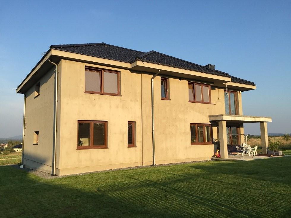 realizacjaRealizacja domu Riwiera 3