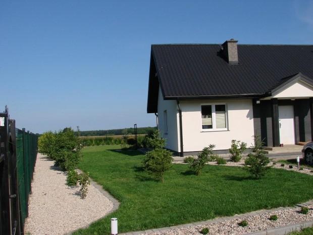 Realizacja domu Słoneczny z poddaszem