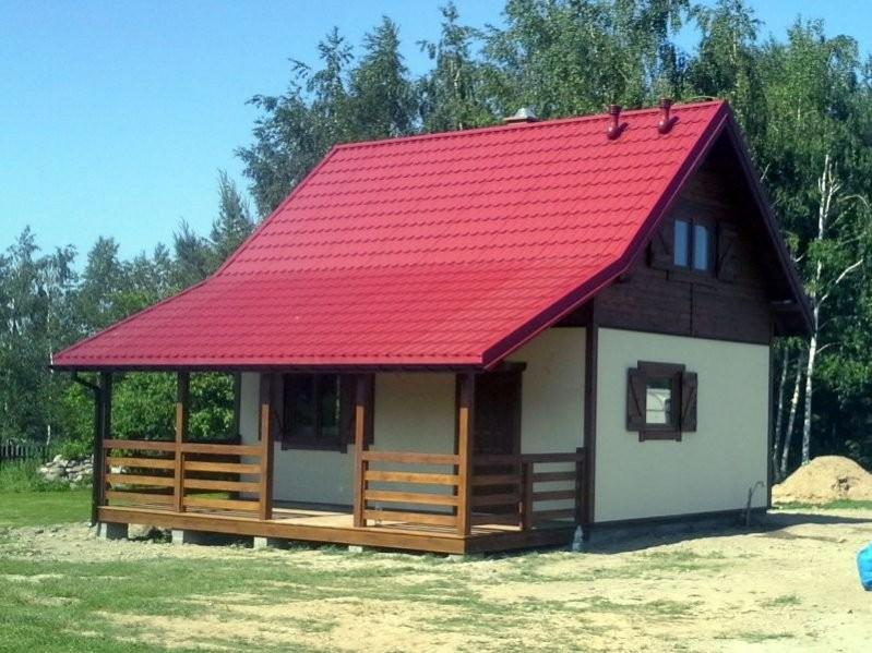 Realizacja domu Sosenka 2