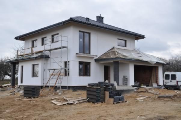 Realizacja domu Szmaragd