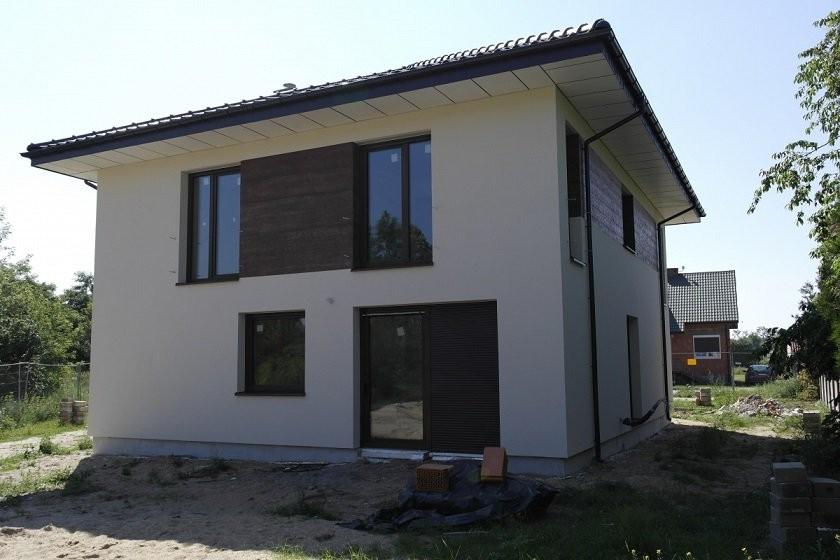 Realizacja domu Tytan