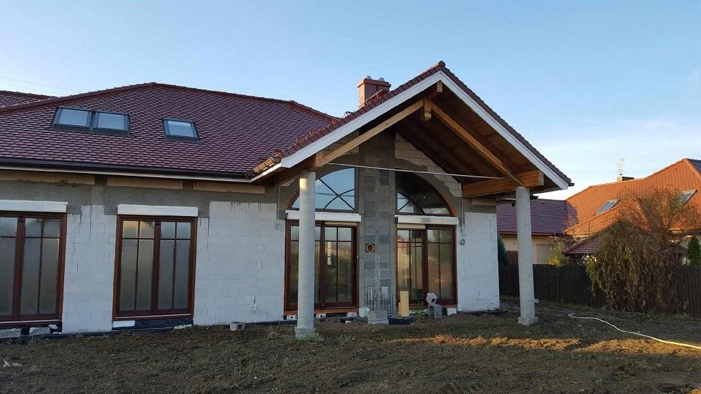 Realizacja domu Willa parkowa