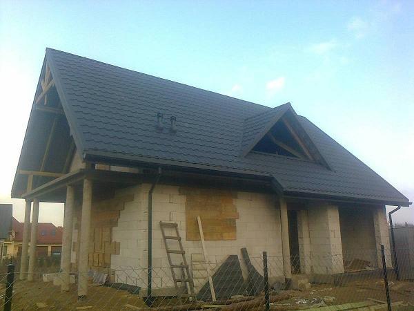 Realizacja domu Wisełka