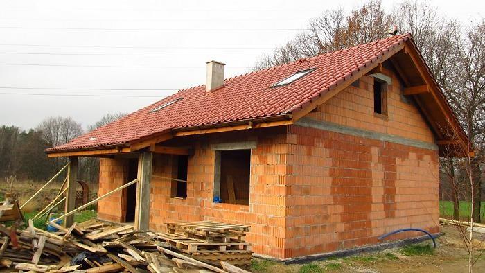 Realizacja domu Żabka 2