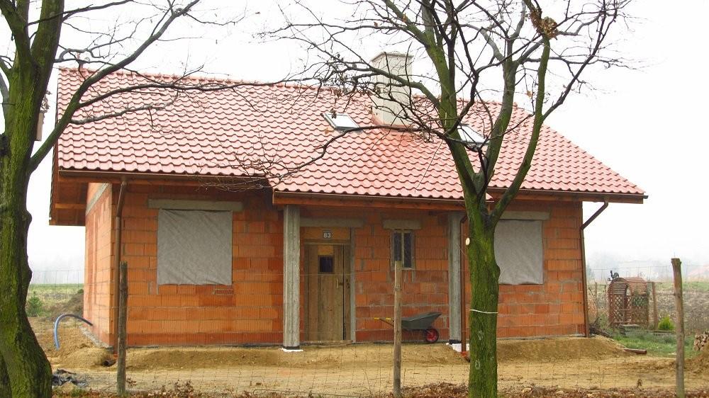 Realizacja domu Żabka 3