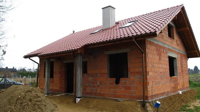 Realizacja domu Żabka