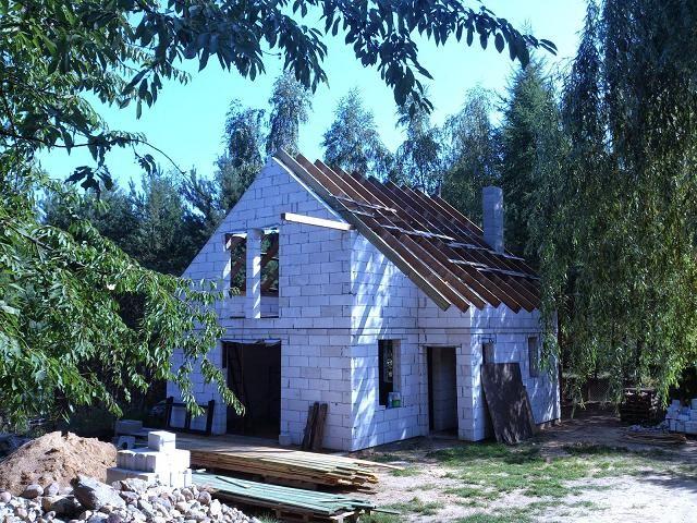 Realizacja domu Chatka